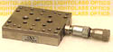 Newport UMR5.16  Linear Translation Stage w/Differential Micrometer