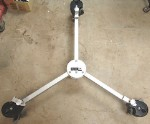 QuickSet Hercules Tripod Folding Wheeled Dolly