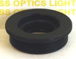 Newport LPLH-1T Lens Positioner, Lens Holder for 1 Inch Optics-Threaded