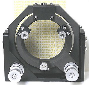 "OptoSigma 112-4440 4"" Large Precision Mirror Mount"