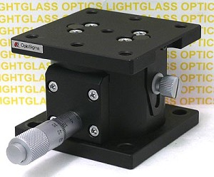 OptoSigma 122-0150 65mm Steel Stage Z Pivot Drive