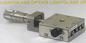 OptoSigma 122-1165 40mm Stainless Linear Stage