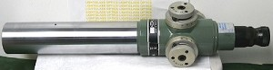 71-2022 Autocollimating Alignment Telescope by K&E with Calibration Certificate