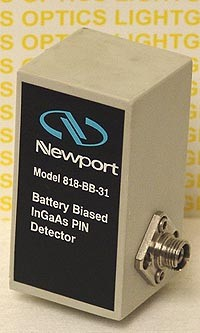 Newport 818-BB-31 Battery-Biased Photodetector