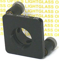"New Focus 9807 Classic Center Mount for 1"" optics"