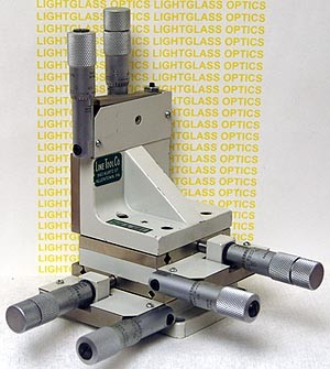 Line Tool Co.  A-RHFF 3-Axis Linear Translation Stage