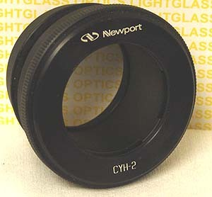 Newport CYH-2 Cylindrical Lens Holder
