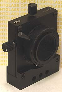 Newport LP-1-XYZ  3-Axis Lens Positioner