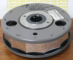Davidson Optronics D-633-12  +/- 1-Arc Second Optical Polygon