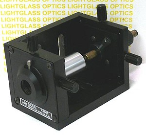 Newport F-1015 Precision Single-Mode Fiber Coupler