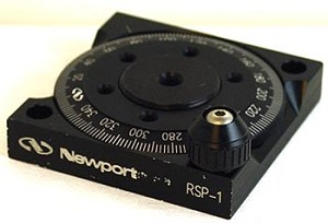 Newport RSP-1T Rotation Stage