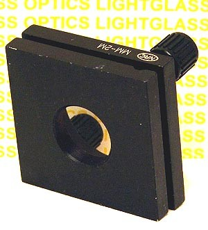 Newport MM-2M Microscope Objective Mount with RMS Thread